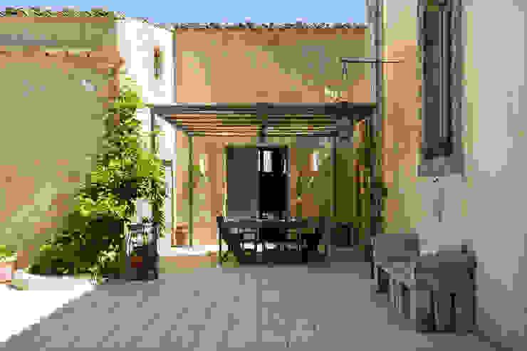 Giacomo Foti Photographer Mediterranean style garden