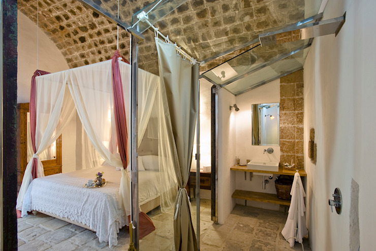 Giacomo Foti Photographer Mediterranean style bathrooms