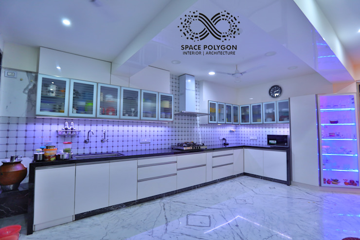 Kitchen by Space Polygon