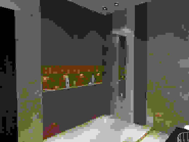 Bathroom-1 Modern bathroom by Inaraa Designs Modern