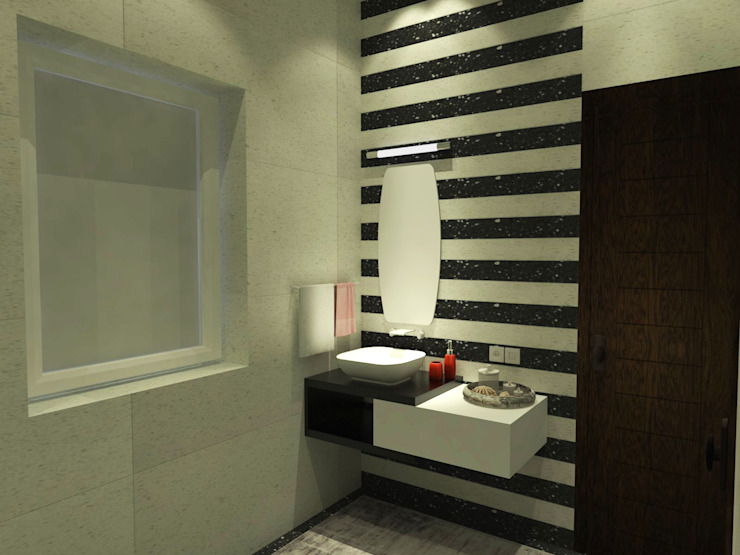 Bathroom Designs Modern bathroom by Inaraa Designs Modern