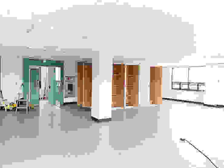 사무실-역삼 벽암빌딩 by DB DESIGN Co., LTD. 미니멀