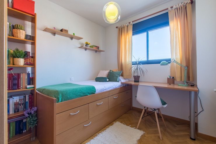 Dormitorio después CASA IMAGEN