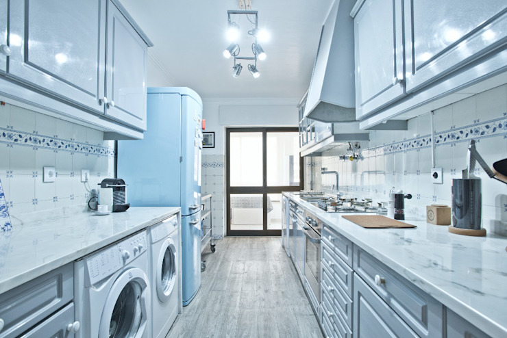 Santiago | Interior Design Studio 小廚房