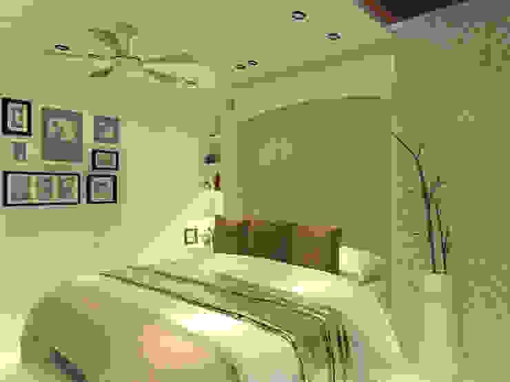 Daughter's Bedroom Modern style bedroom by Inaraa Designs Modern
