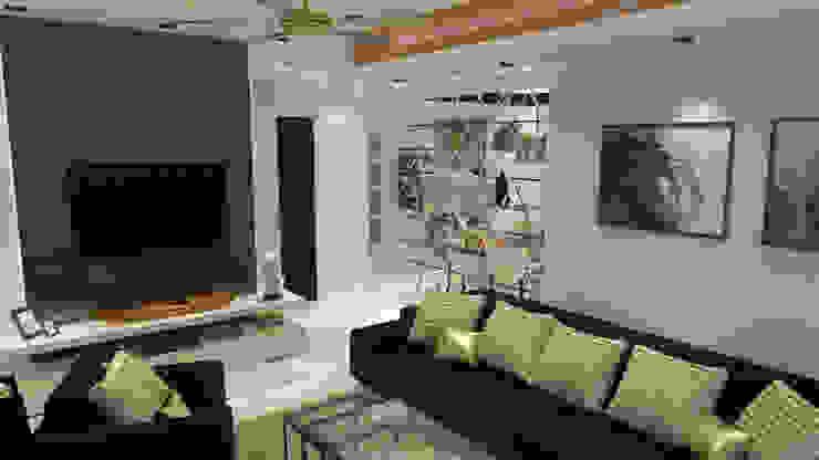Living Room Modern living room by Inaraa Designs Modern