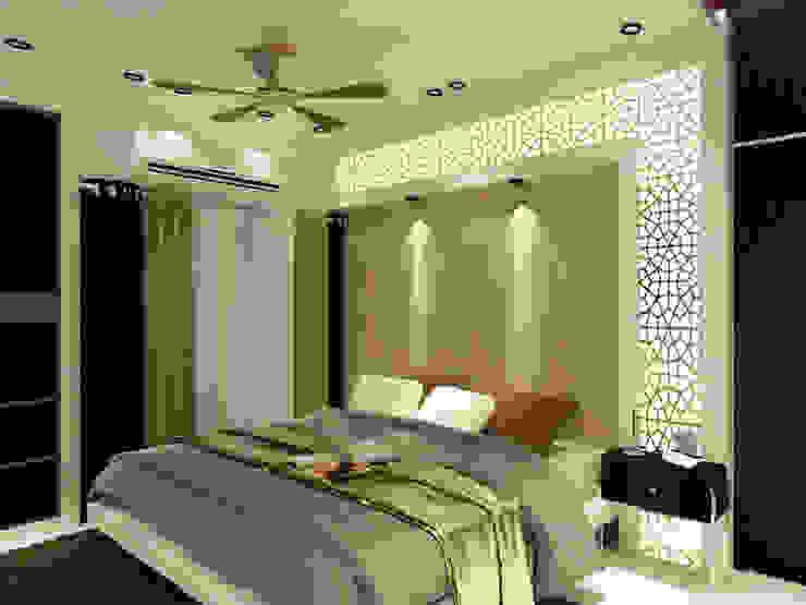 Master Bedroom Modern style bedroom by Inaraa Designs Modern