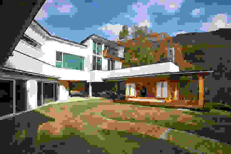 bi-house 모던스타일 주택 by 웰하우스종합건축사사무소 모던