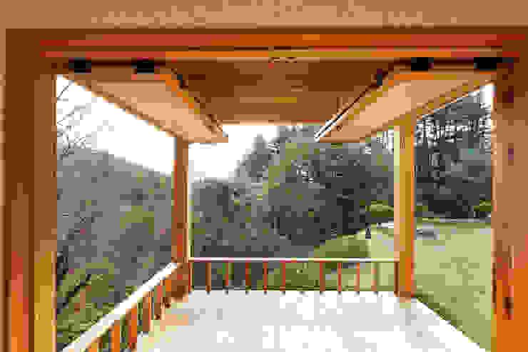 bi-house by 웰하우스종합건축사사무소 한옥