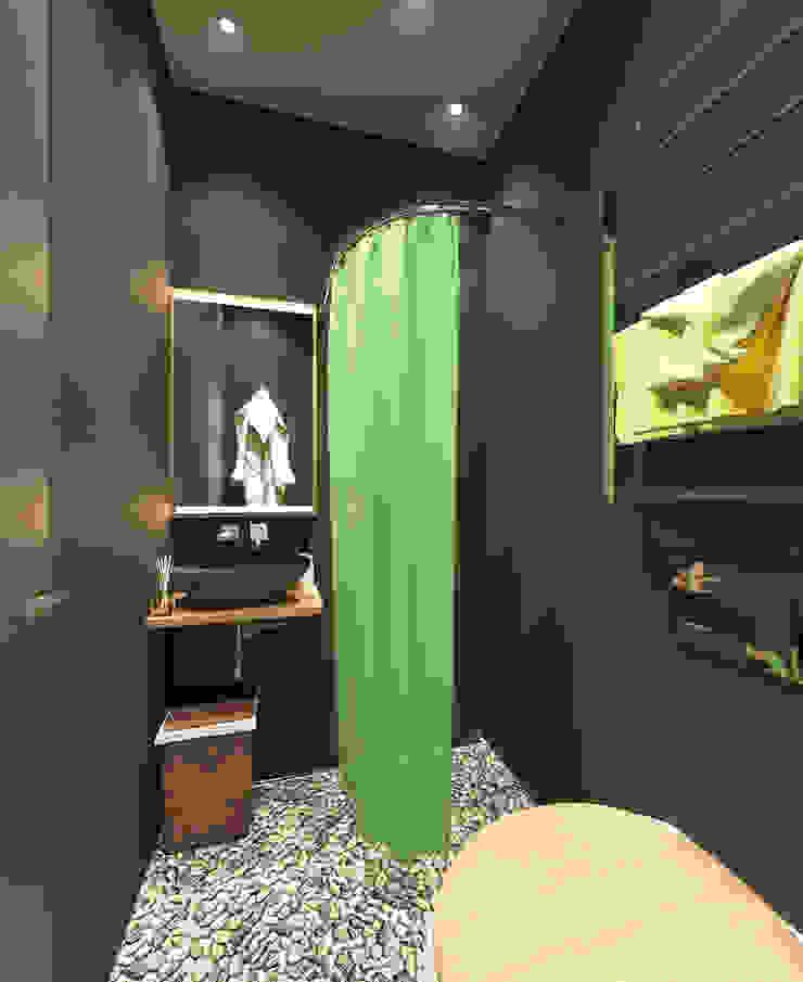 Minimalistische Badezimmer von Irina Yakushina Minimalistisch