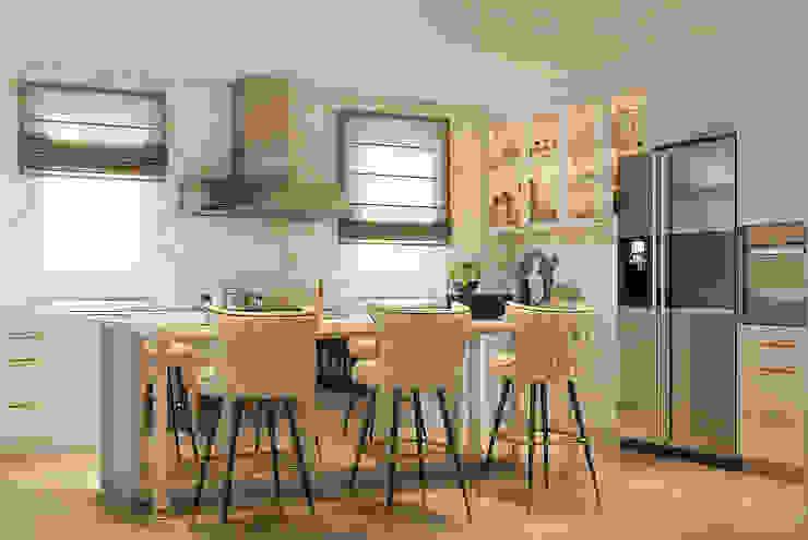Serai Bukit Bandaraya, Bangsar Norm designhaus Kitchen