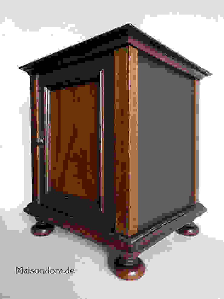 Maisondora Vintage Living GabineteArmários e estantes Madeira Castanho