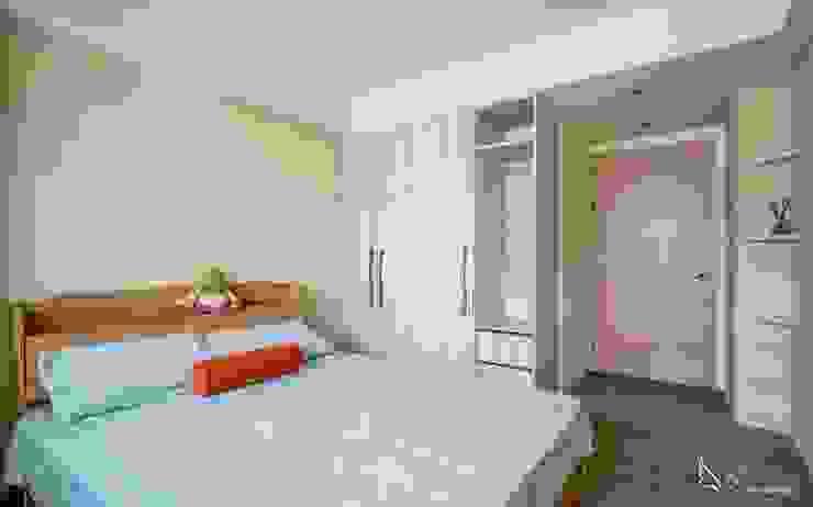 臥室 根據 FEELING室內設計 簡約風