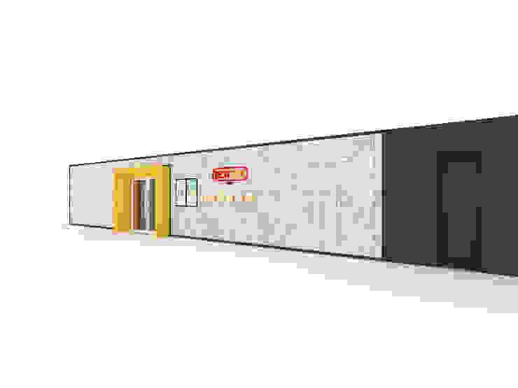 식음공간-편의점 메뉴얼 by DB DESIGN Co., LTD.