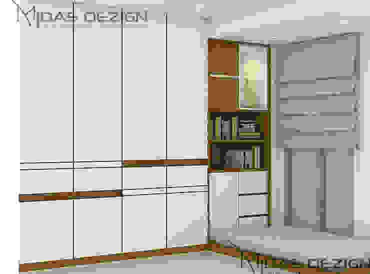 Multipurpose room Modern style bedroom by Midas Dezign Modern