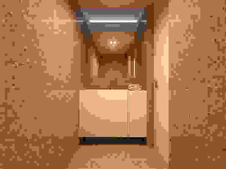 Minimalist bathroom by martimsousaemelo Minimalist