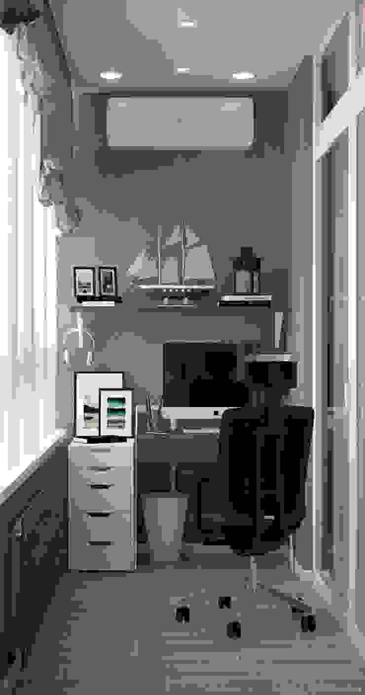 Oleh Студия интерьерного дизайна happy.design Modern