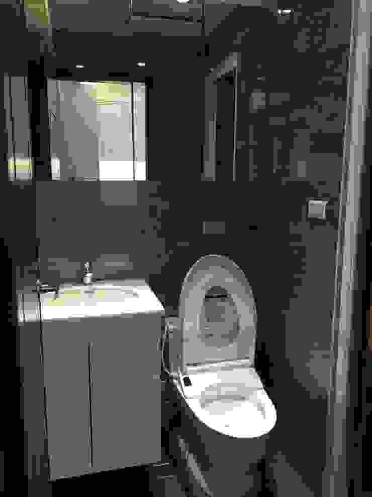 系統家具打造儲藏.臥榻功能兼具的舒適環境 根據 捷士空間設計(省錢裝潢) 簡約風