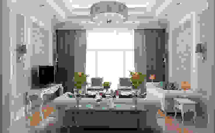 Oturma Odası / Pearl Villa Klasik Oturma Odası Sia Moore Archıtecture Interıor Desıgn Klasik Ahşap Ahşap rengi