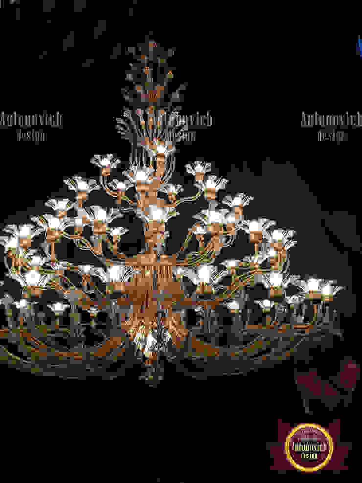 Lighitng Design Elegance by Luxury Antonovich Design