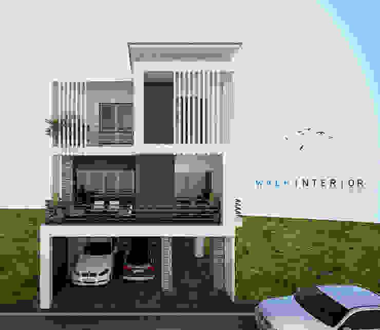 home 9 โดย walkinterior โมเดิร์น