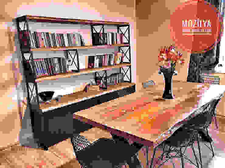 Comedores de estilo  por Mozilya Mobilya