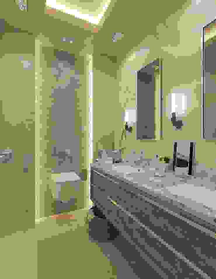 Modern Bathroom by lifestyle_interiordesign Modern