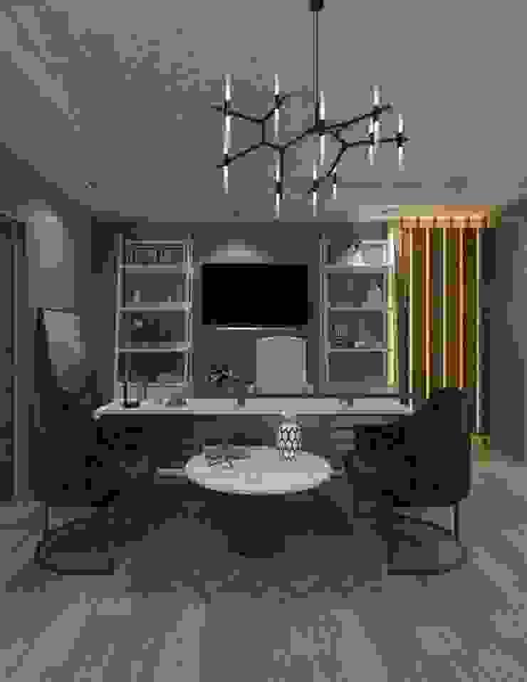 Oficinas de estilo moderno de lifestyle_interiordesign Moderno