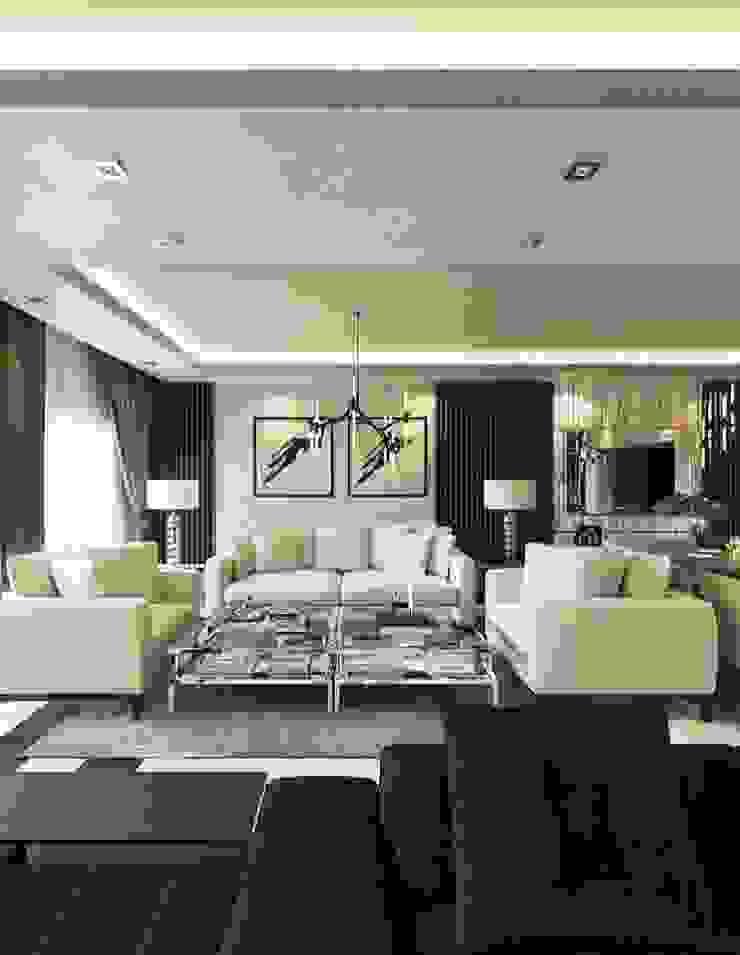 Salas de estilo moderno de lifestyle_interiordesign Moderno