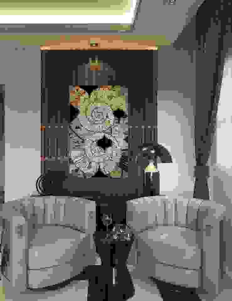 Paredes y pisos de estilo moderno de lifestyle_interiordesign Moderno