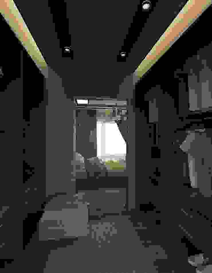 Modern Dressing Room by lifestyle_interiordesign Modern