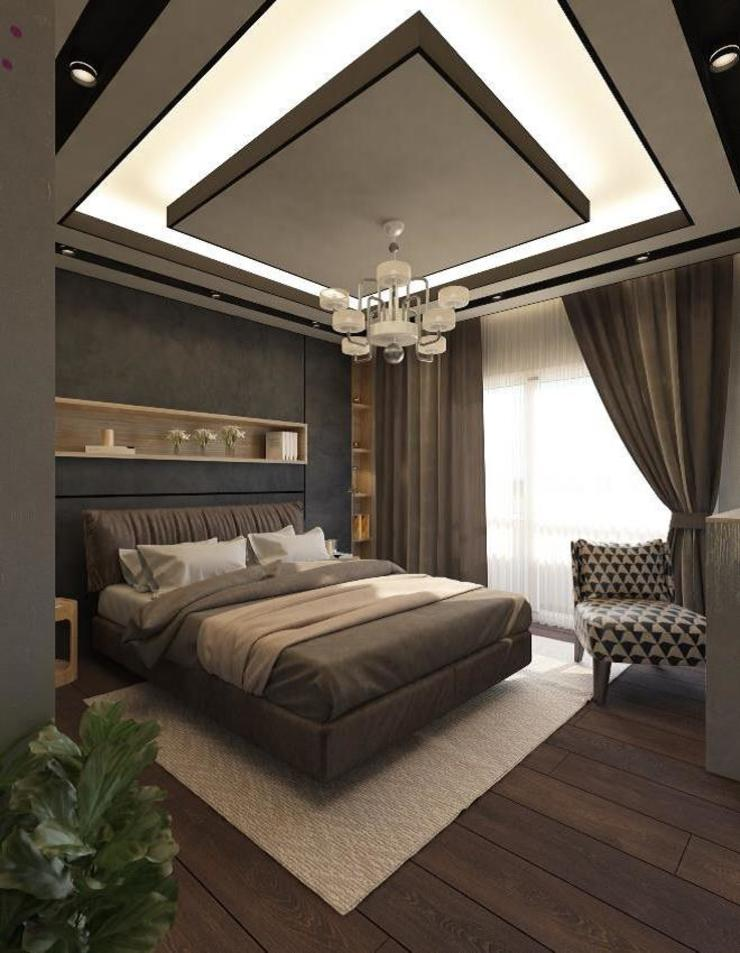 Cuartos de estilo moderno de lifestyle_interiordesign Moderno