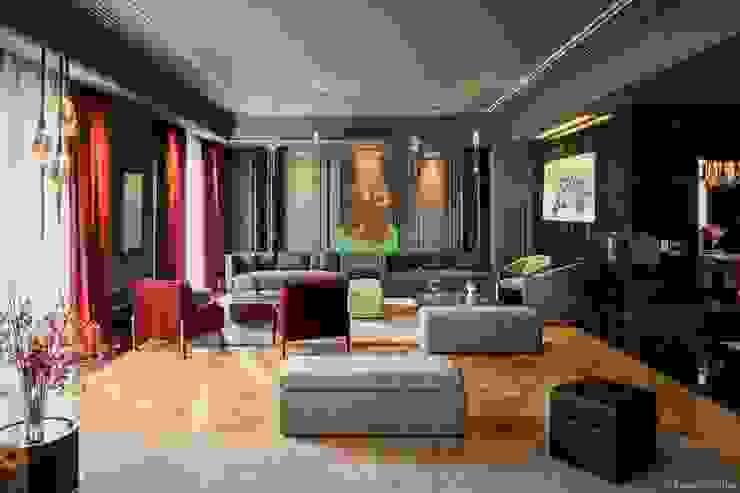 دوبليكس فى التجمع الخامس من lifestyle_interiordesign كلاسيكي