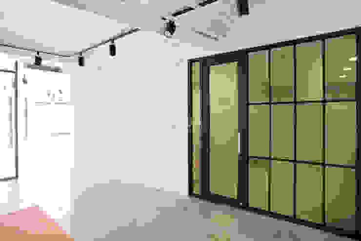필라테스 스튜디오 '리코헨' 스칸디나비아 피트니스 룸 by 그리다아이디 북유럽