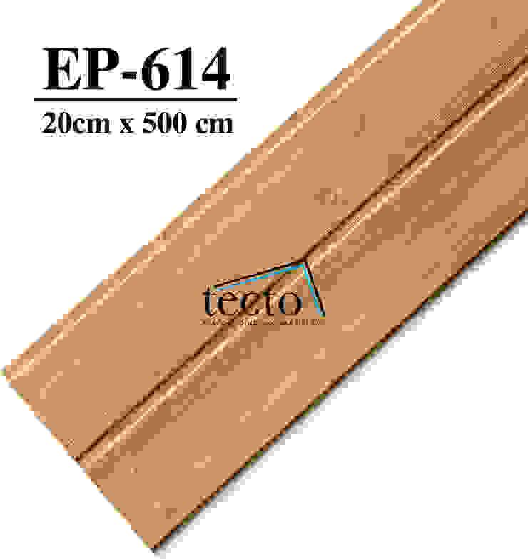 TECTO Plafon PVC EP-614 20cm X 500cm Oleh Tecto Plafon Asia Plastik