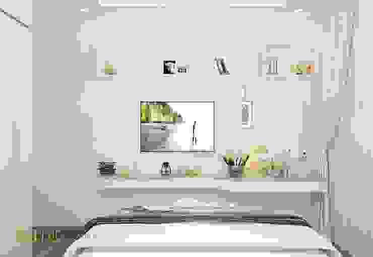 Kệ tivi phòng ngủ: hiện đại  by Công Ty TNHH Funi, Hiện đại