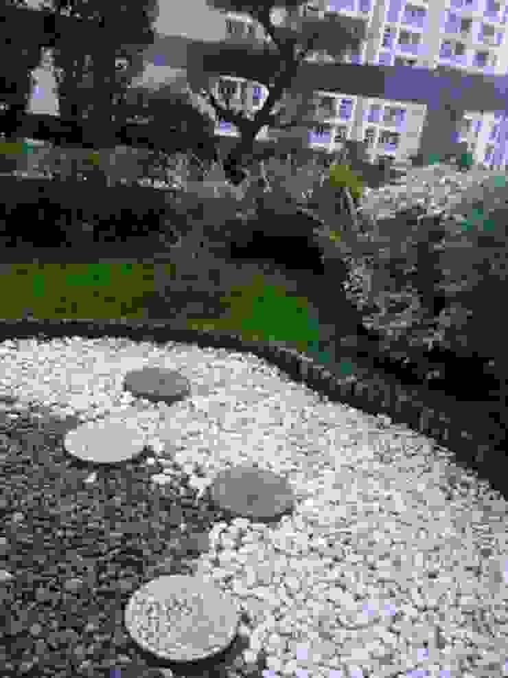 Roof Top Garden Oleh Gardener Landscape Minimalis