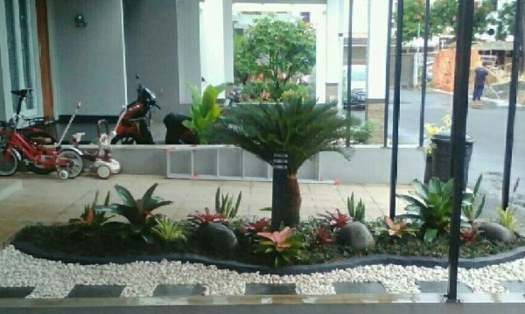 JASA TAMAN Commercial Spaces Bamboo Green