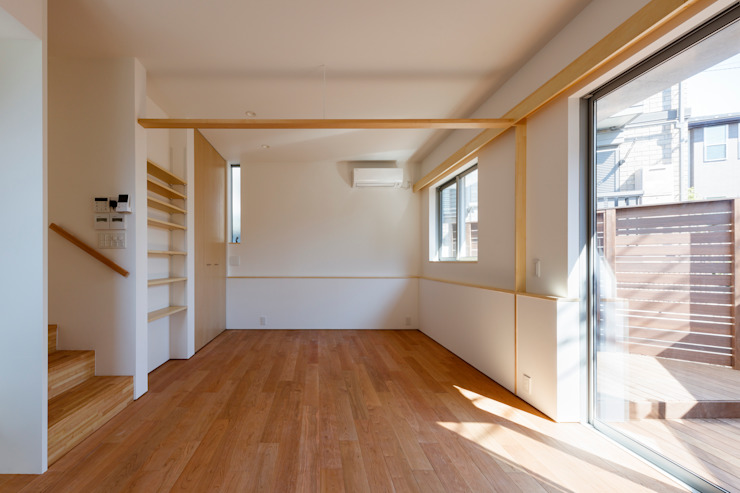 設計事務所アーキプレイス Modern Bedroom