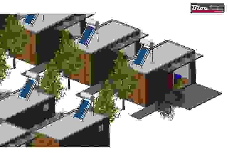 modern  by BLOC - Casas Modulares, Modern