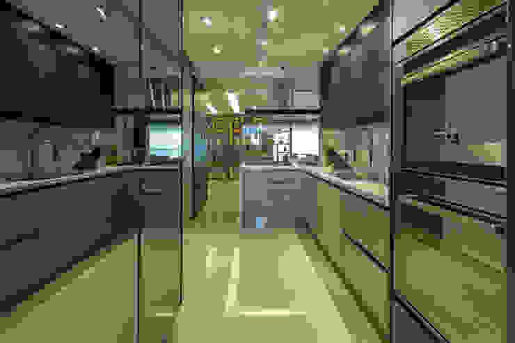 Cuisine moderne par LAM Arquitetura | Interiores Moderne