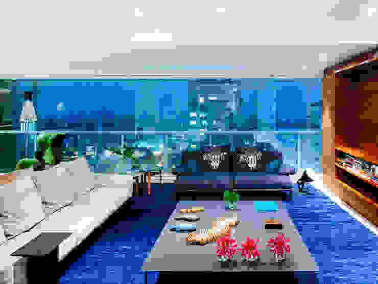 Salon moderne par FCstudio Moderne