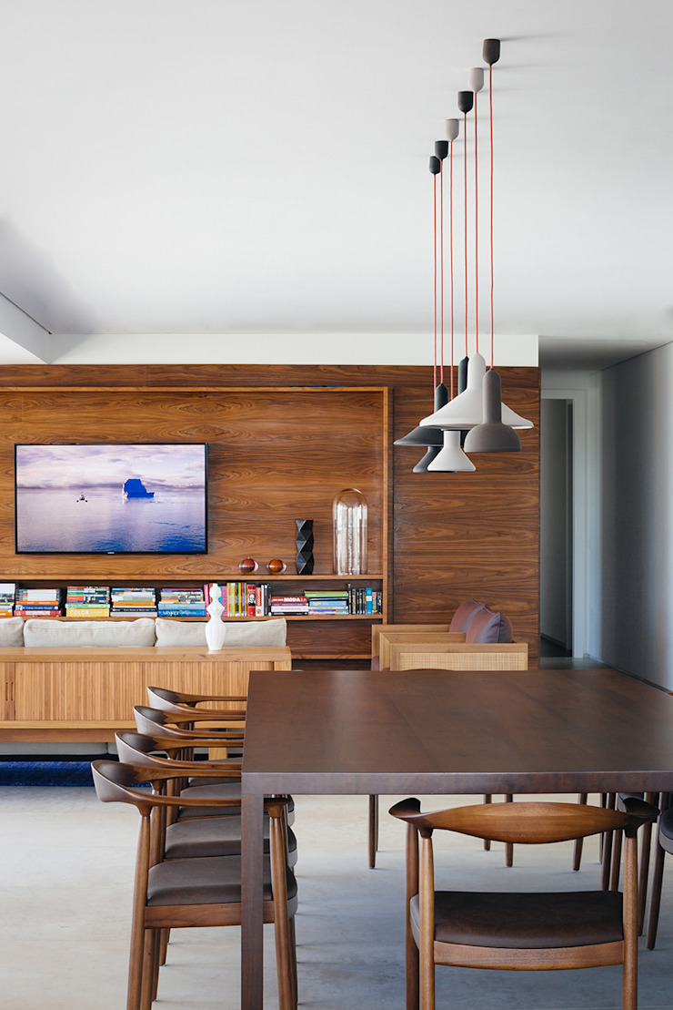 Modern dining room by FCstudio Modern