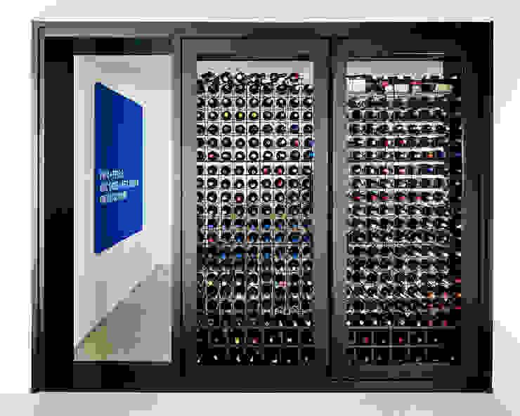 Cave à vin moderne par FCstudio Moderne