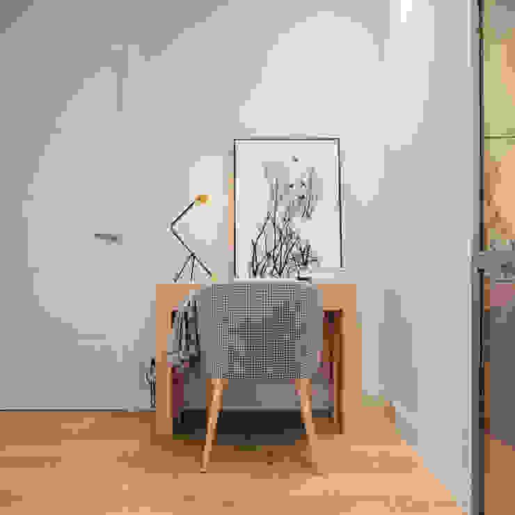 Zona de escritorio Basoa Decoración Estudios y despachos de estilo escandinavo