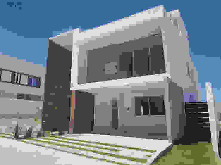 ANBA interiorismo Modern Houses