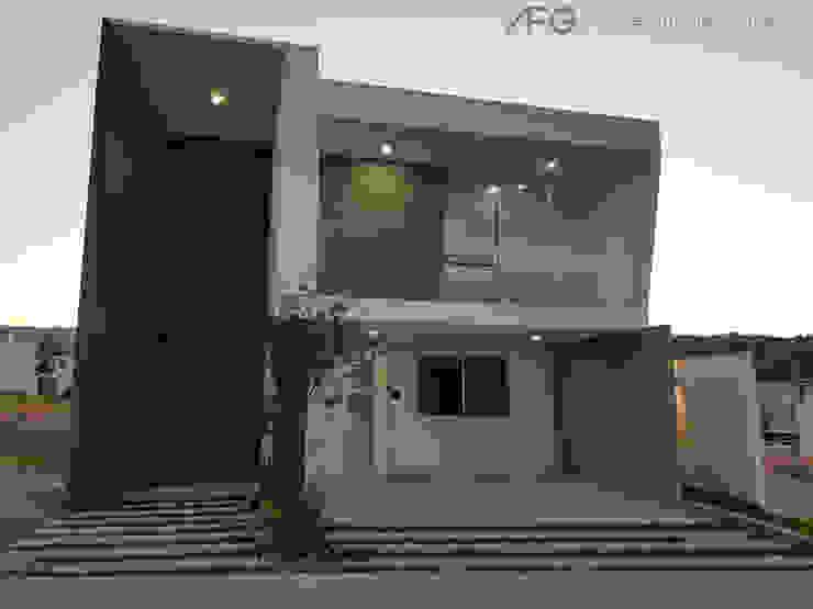 ANBA interiorismo Single family home