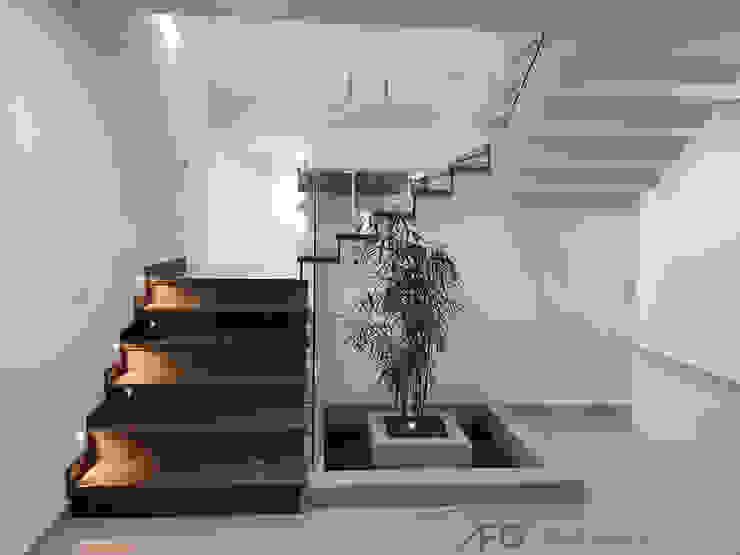 ANBA interiorismo Stairs