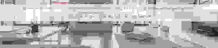모던스타일 서재 / 사무실 by Arte y Vida Arquitectura 모던