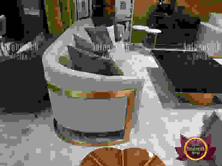Female Furniture Designer by Luxury Antonovich Design
